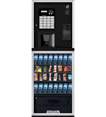 Mini Vending Machine >> Bianchi Lei 300 + Aria S - General Vending