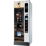 Vending Lavazza Canto Touch Double Cup